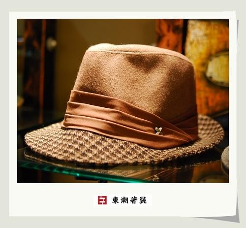 冬季紳士帽