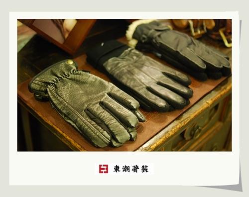 仿舊日本男性手套
