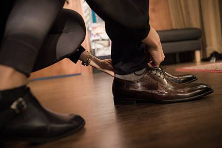 鞋款配搭挑選
