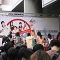 台北簽名會-簽名ing