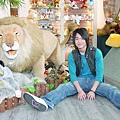 元太與獅子