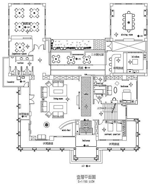 宜蘭一層平面圖20130930-Model拷貝