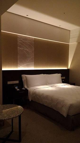 大阪萬豪都酒店 night02