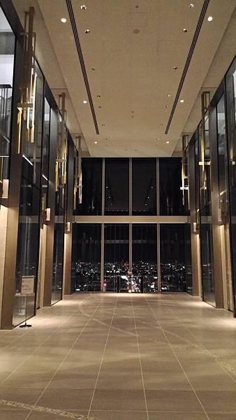 大阪萬豪都酒店 night07