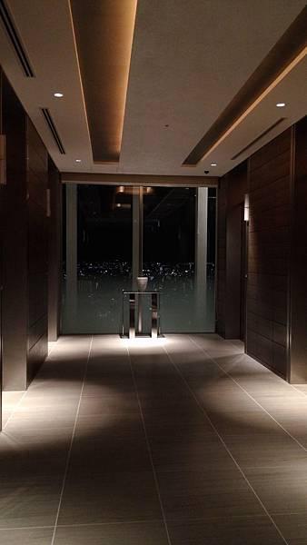 大阪萬豪都酒店 night08