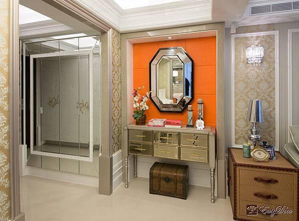 3 美式鄉村新古典室內設計