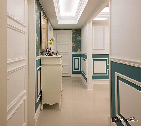 11 美式鄉村新古典室內設計