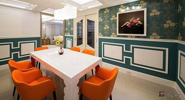10 美式鄉村新古典室內設計