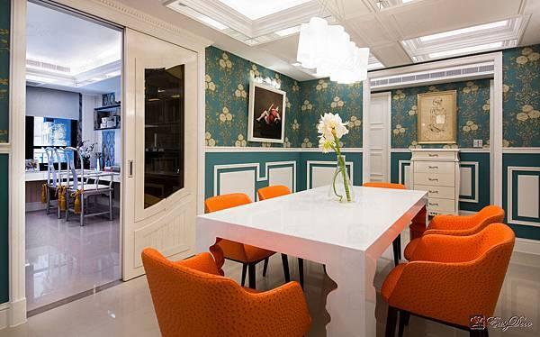 8 美式鄉村新古典室內設計