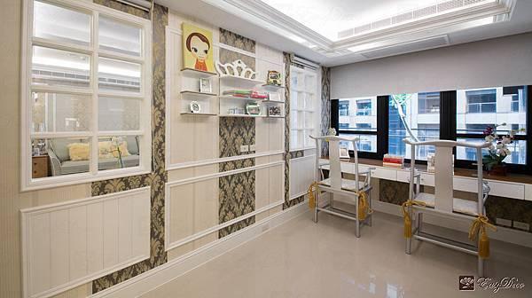 14 美式鄉村新古典室內設計
