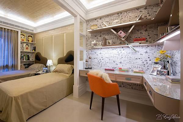 19 美式鄉村新古典室內設計