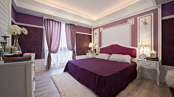 美式裝潢古典設計-臥室00.jpg