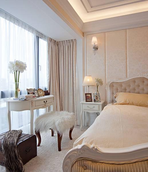 美式裝潢古典設計-臥室02.jpg