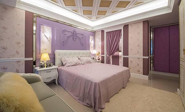 美式裝潢古典設計-臥室03.jpg