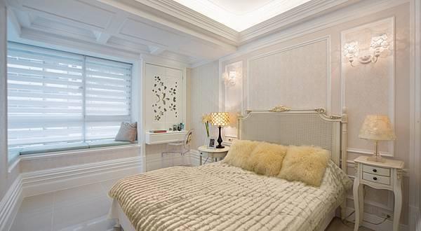 美式裝潢古典設計-臥室05.JPG
