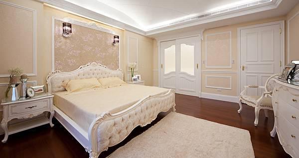 美式裝潢古典設計-臥室09.jpg