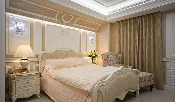美式裝潢古典設計-臥室10.jpg