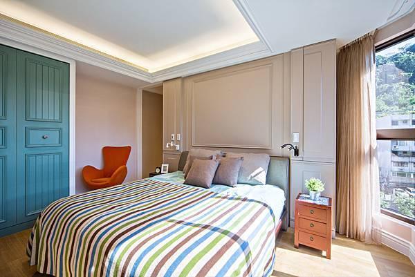 美式裝潢古典設計-臥室12.jpg