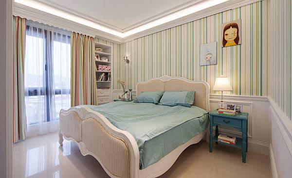 美式裝潢古典設計-臥室13.jpg
