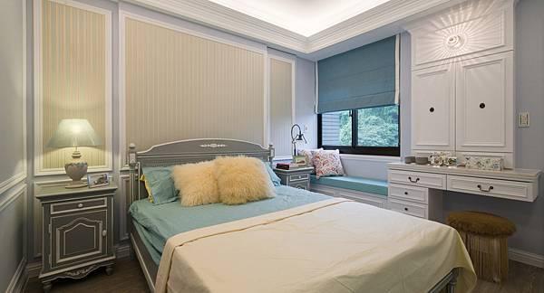 美式裝潢古典設計-臥室18.jpg
