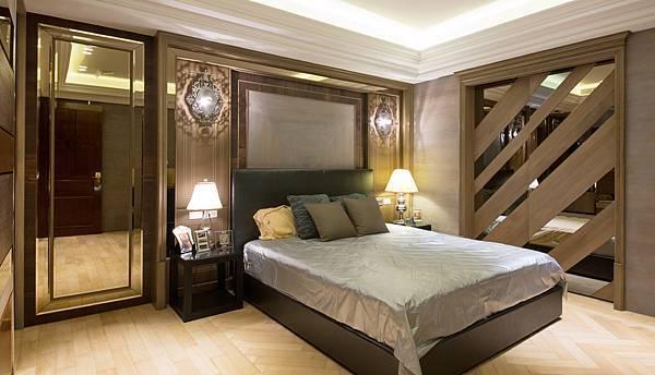 美式裝潢古典設計-臥室20.jpg