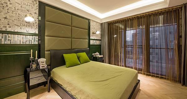 美式裝潢古典設計-臥室21.jpg