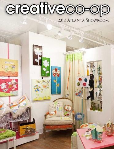 Creative Co-op 2012 Atlanta Showroom