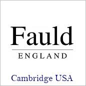 Fauld - Cambridge Collection (USA)