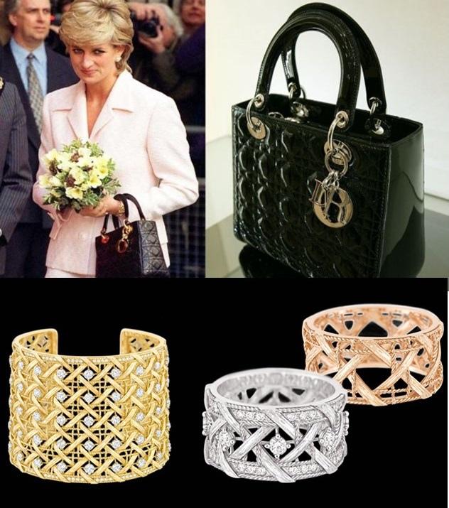 戴安娜‧威爾斯王妃與 Lady Dior Bag 情緣