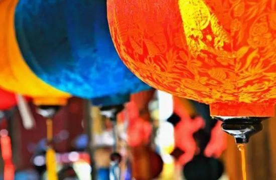 越南手工燈籠