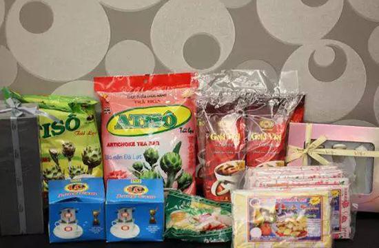 越南零食土特
