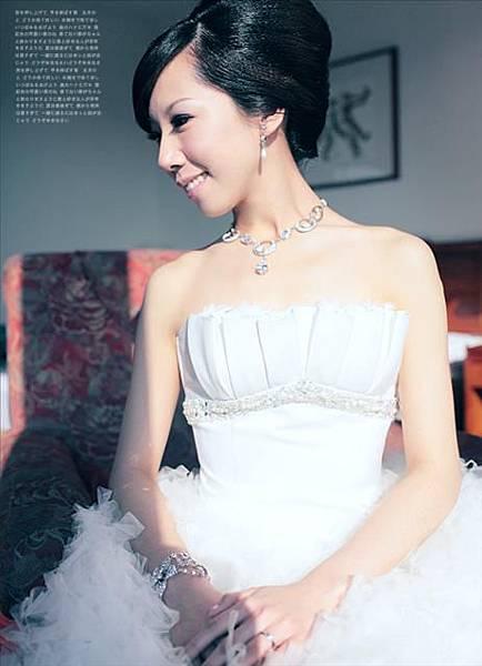 新娘造型-白紗_迎娶造型A003