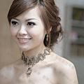 新娘造型-晚禮服_結婚宴客造型F006