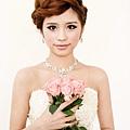 新娘造型-白紗_迎娶.結婚造型A012