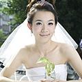 新娘造型-白紗_婚紗攝影照片集E003