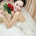 新娘造型-白紗_婚紗攝影造型照片集E007