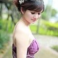 新娘造型-晚禮服_拍婚紗照片集J006
