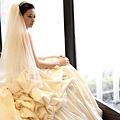 新娘造型-白紗_結婚迎娶造型照片集A015