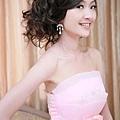 新娘造型-晚禮服_婚紗攝影造型照片集J007