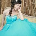 新娘造型-晚禮服_婚紗攝影造型照片集J008