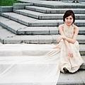 新娘造型-晚禮服_拍婚紗造型照片集J011