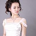新娘造型-白紗_婚紗攝影造型照片集E011
