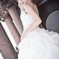 新娘造型-白紗_婚紗攝影造型照片集E012