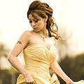 新娘造型-晚禮服_婚紗攝影造型照片集J017