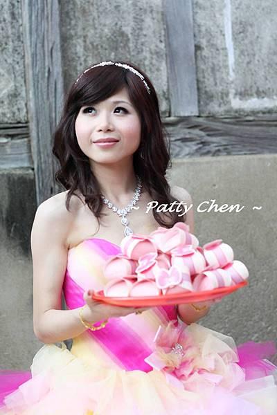 新娘秘書:patty時尚美學