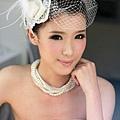 新娘造型-白紗_拍婚紗造型照片集E014