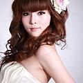 新娘造型-晚禮服_結婚宴客造型照片集F017