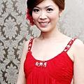 新娘造型-晚禮服_結婚敬酒造型照片集F018