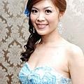 新娘造型-晚禮服_結婚敬酒造型照片集F019