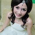 新娘造型-白紗_婚紗攝影造型照片集E020